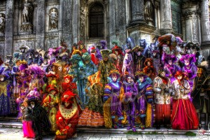 Venezia - Carnevale 2011