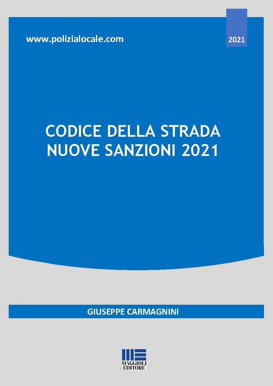 E-book - LE NUOVE SANZIONI DEL CODICE DELLA STRADA