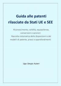 Nuovo e-book - Guida alle patenti rilasciate da Stati UE e SEE